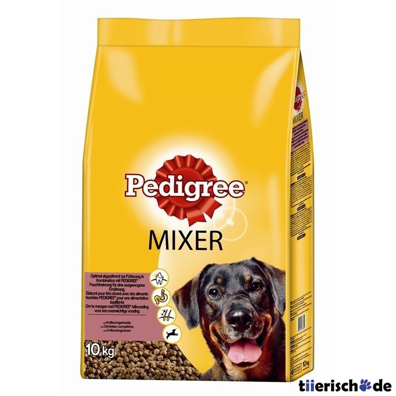 pedigree mixer 10 kg preisvergleich hundefutter g nstig kaufen bei. Black Bedroom Furniture Sets. Home Design Ideas