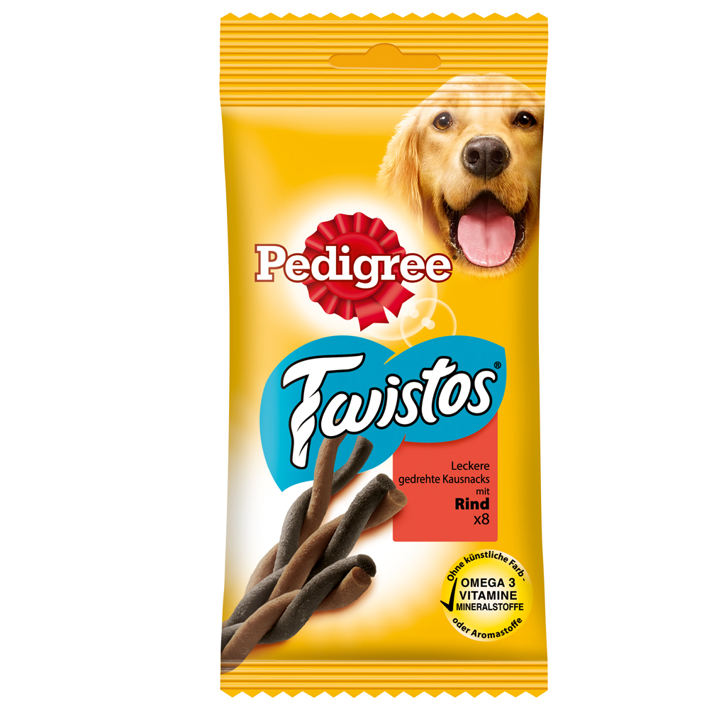 Pedigree Snack Twistos