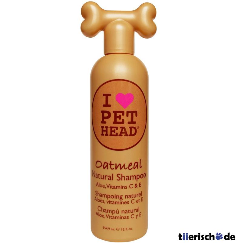 Pet Head Oatmeal Natural Hundeshampoo