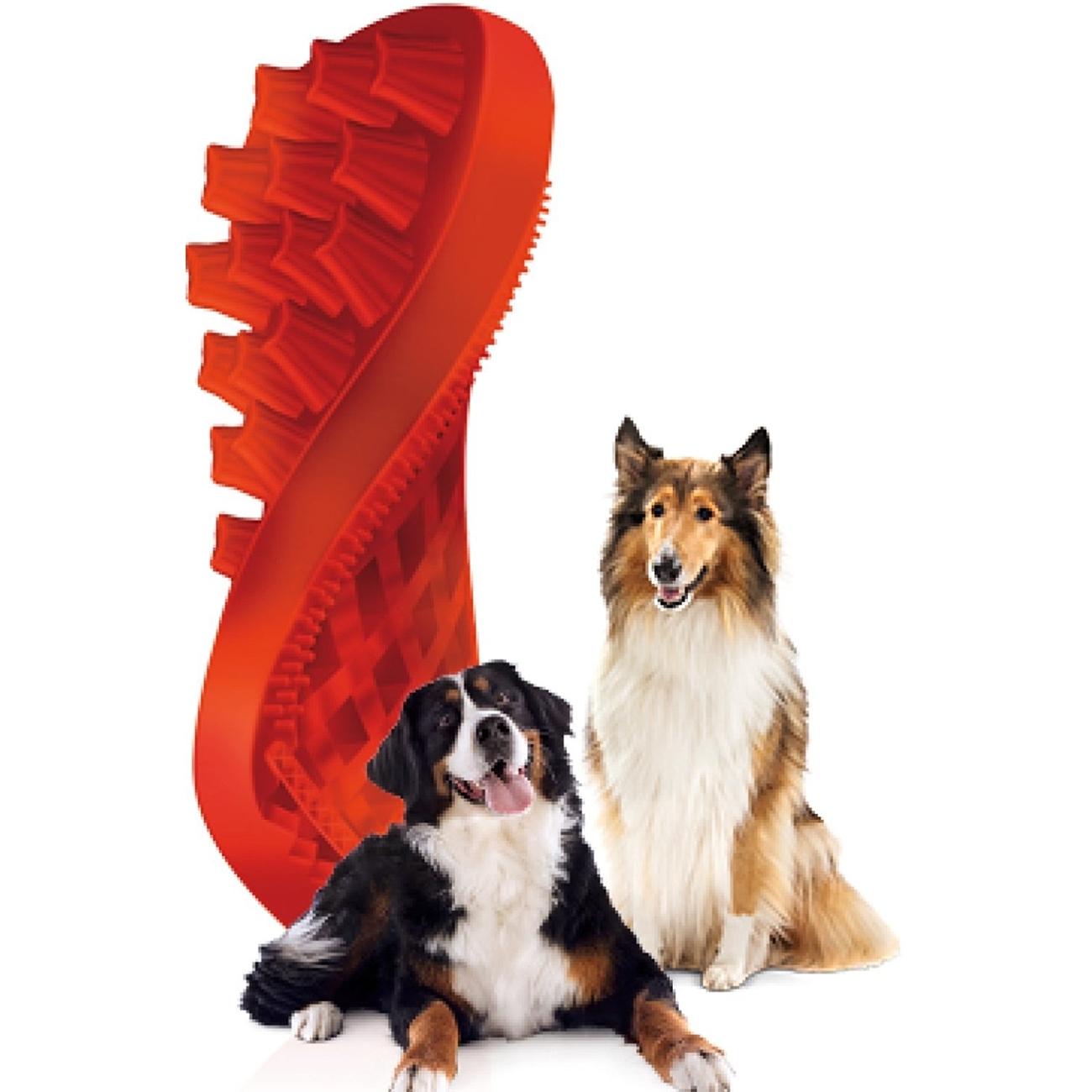pet+me Reinigungsbürste Massagebürste für Haustiere, Bild 8