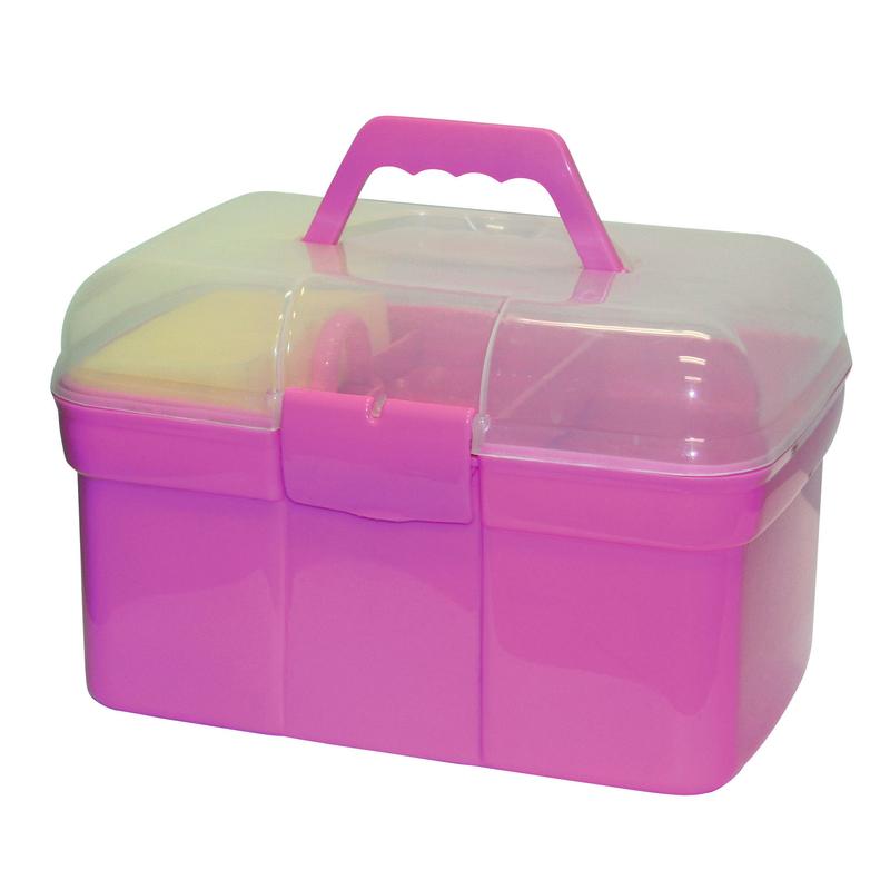 Kerbl Pferde Putzbox für Kinder, befüllt, Bild 2