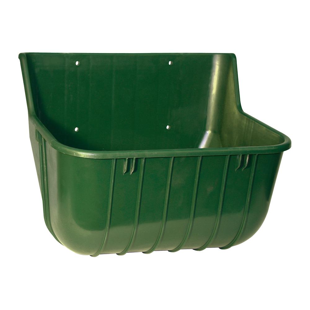 pferdetrog rechteckig kunststoff ohne kante von kerbl g nstig bestellen. Black Bedroom Furniture Sets. Home Design Ideas