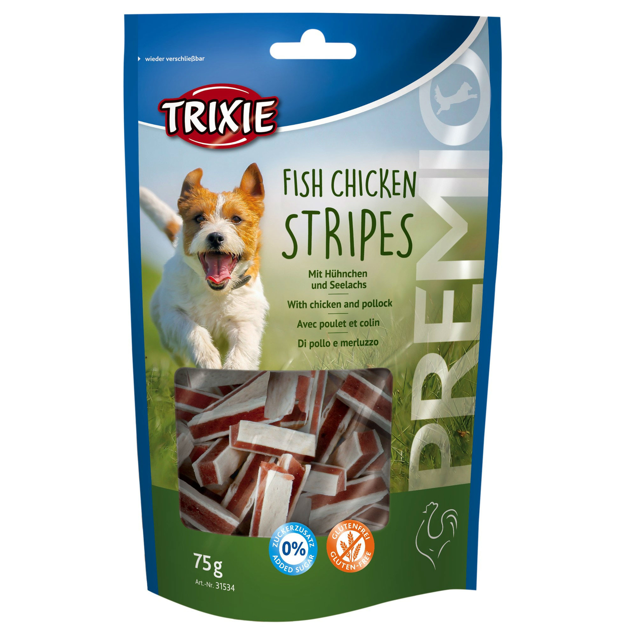 Trixie Premio Fish Chicken Hundesnack 31535, Bild 3