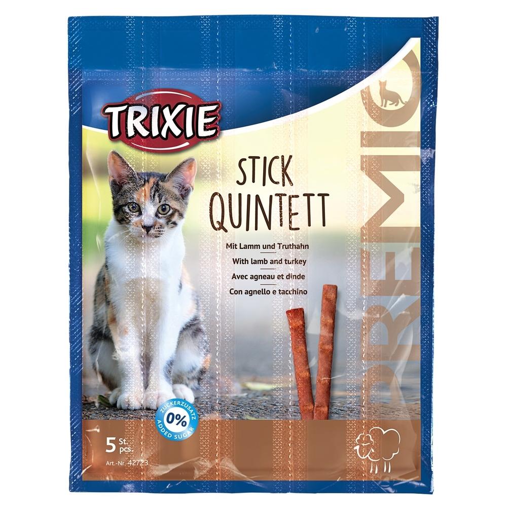 PREMIO Stick Quintett Katzensnack, Bild 3