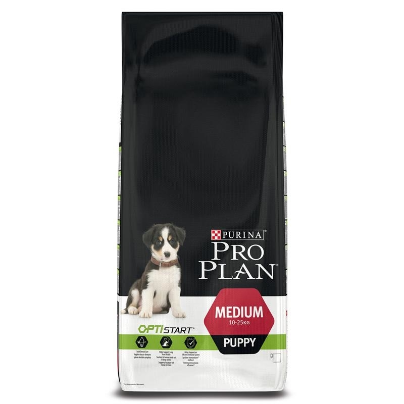 pro plan puppy medium hundefutter von purina g nstig bestellen. Black Bedroom Furniture Sets. Home Design Ideas
