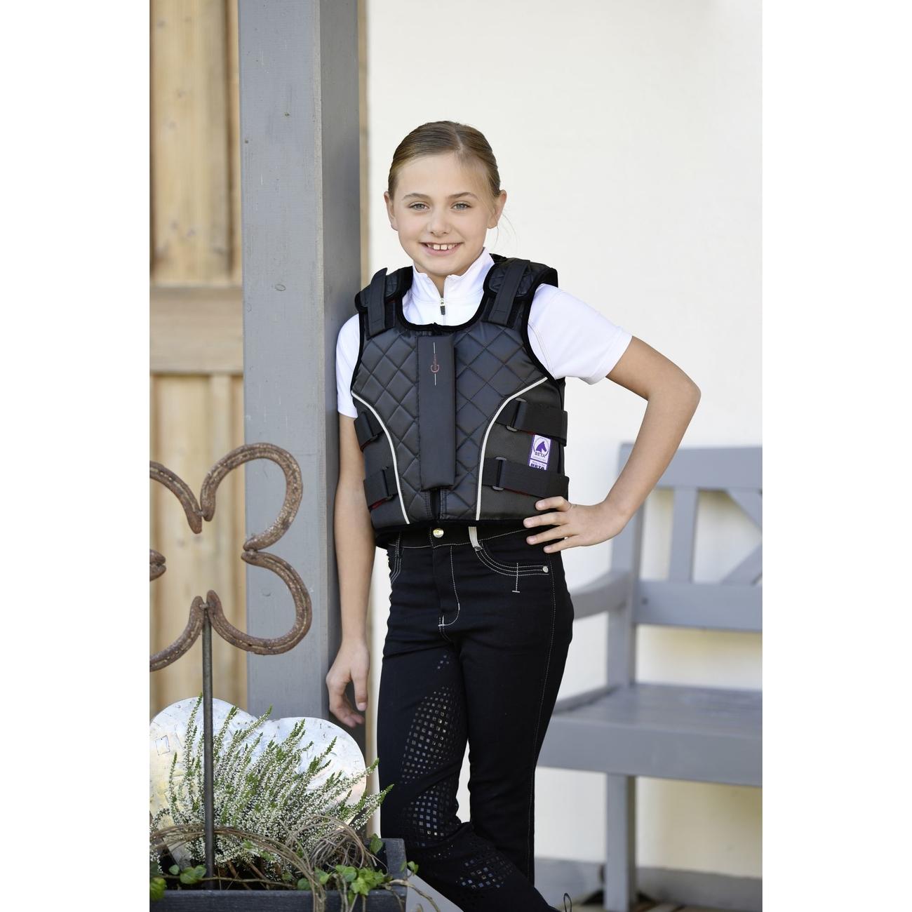 Covalliero ProtectoFlex 315 light BETA Sicherheitsweste für Erwachsene und Kinder, Bild 4