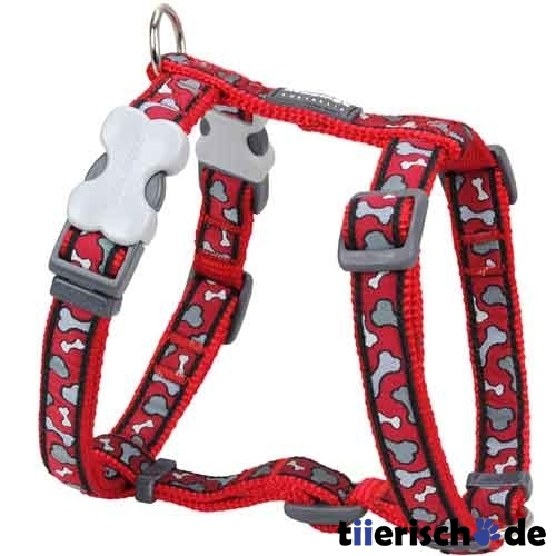 Red Dingo Hundegeschirr Design Bonarama