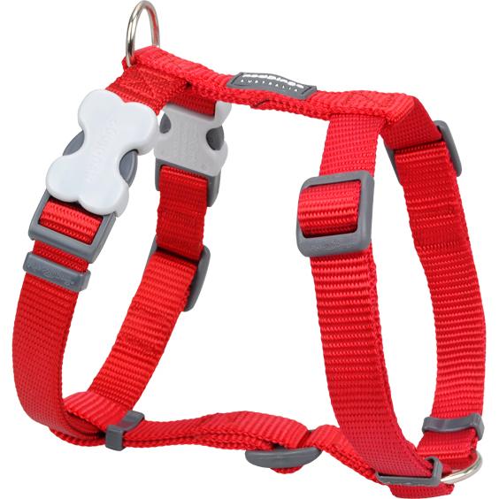 Red Dingo Hundegeschirr Nylon einfarbig Uni, Bild 3