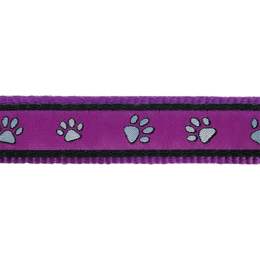 Red Dingo Hundehalsband Design Paw Prints, Bild 3