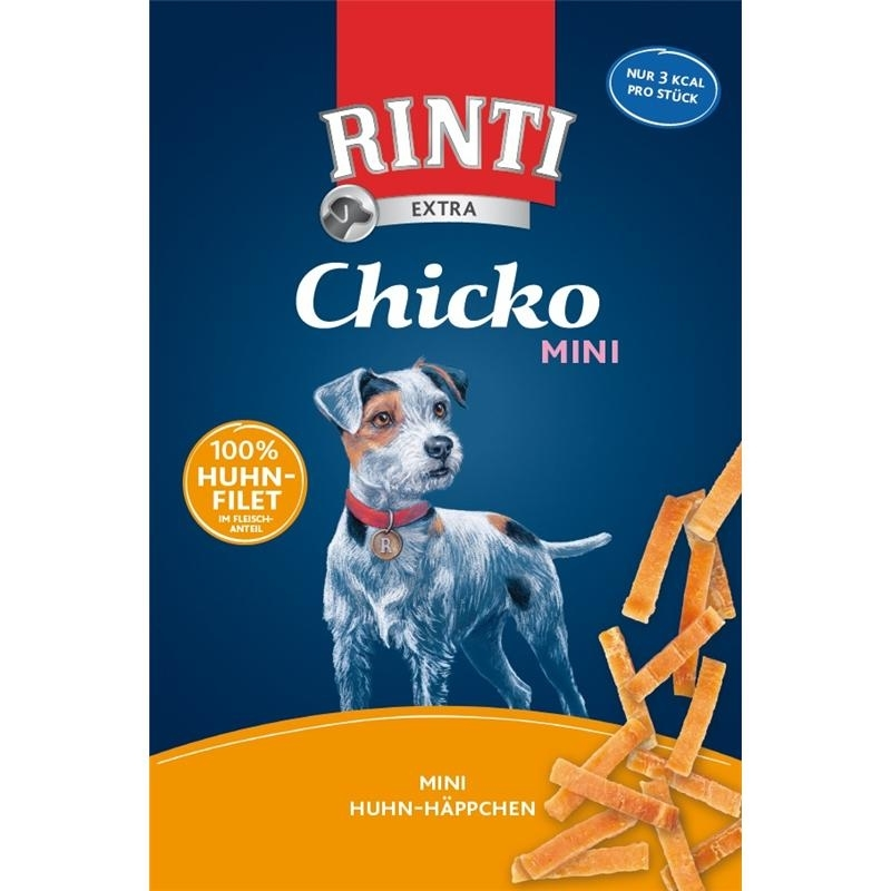 Rinti Chicko Mini Hundesnacks für kleine Hunde, Bild 3