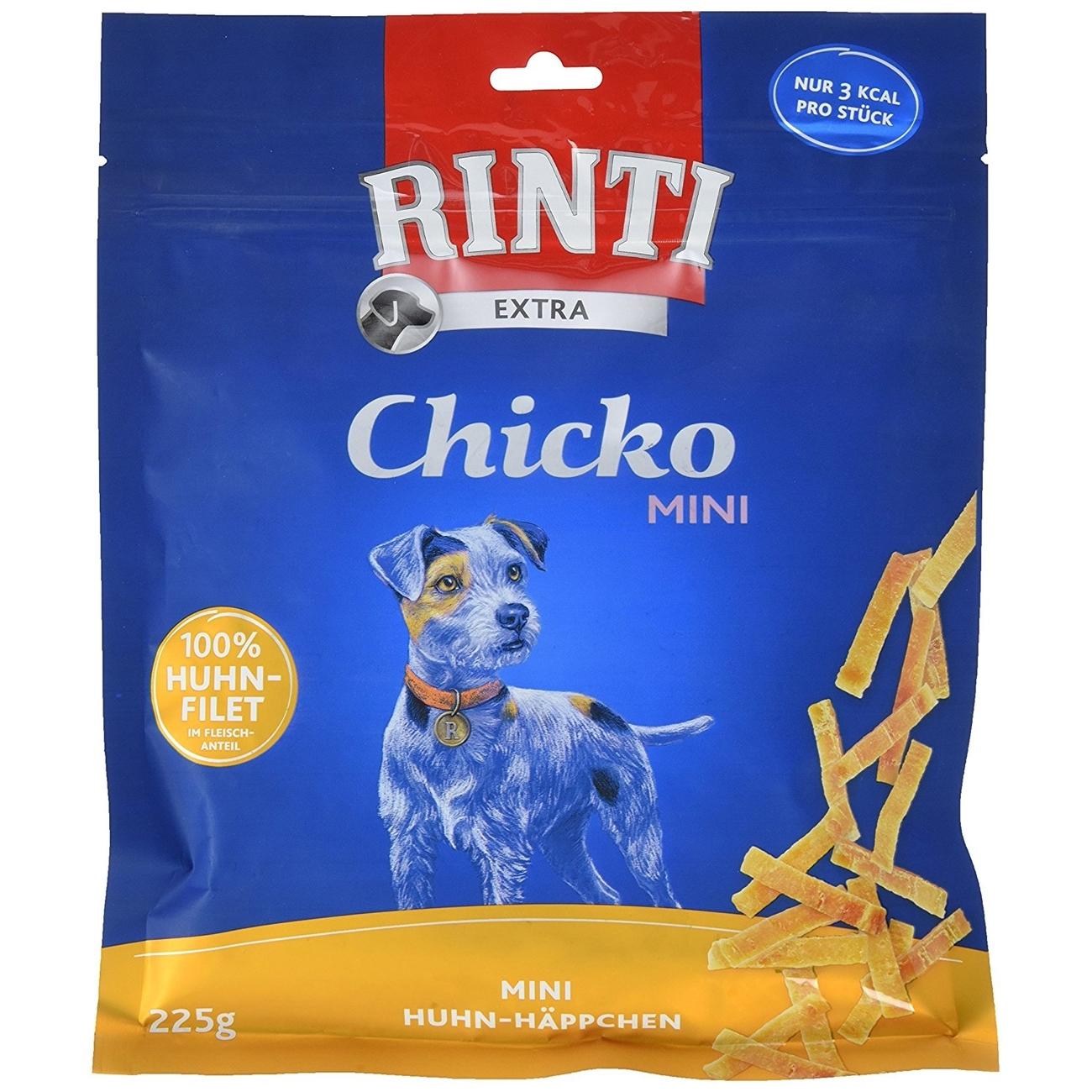 Rinti Chicko Mini Hundesnacks für kleine Hunde, Bild 5