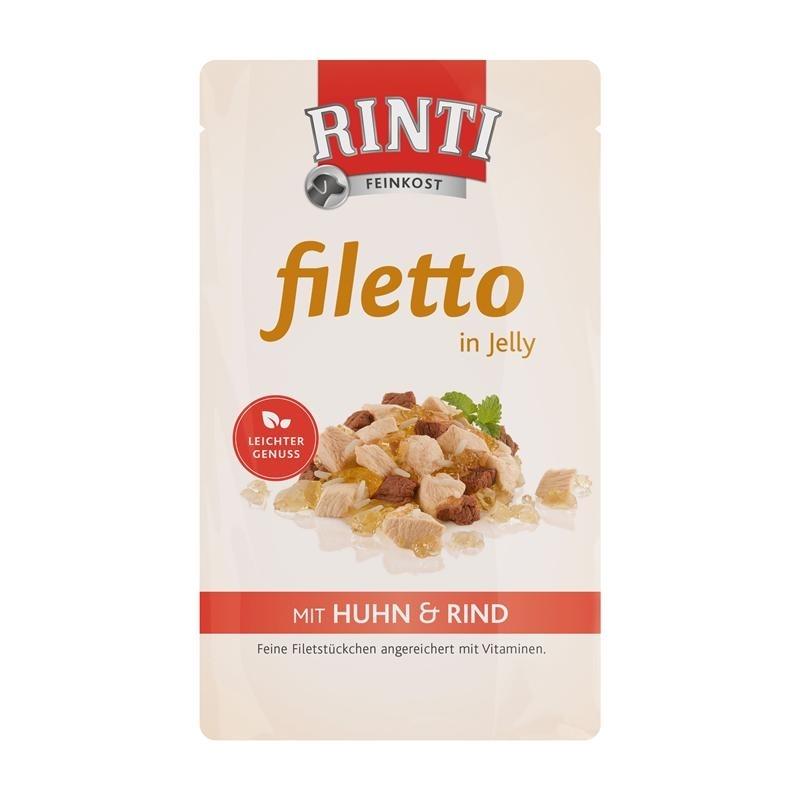 Rinti Filetto Hundefutter Frischebeutel, Bild 5