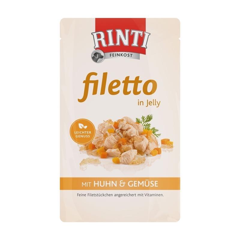 Rinti Filetto Hundefutter Frischebeutel, Bild 6