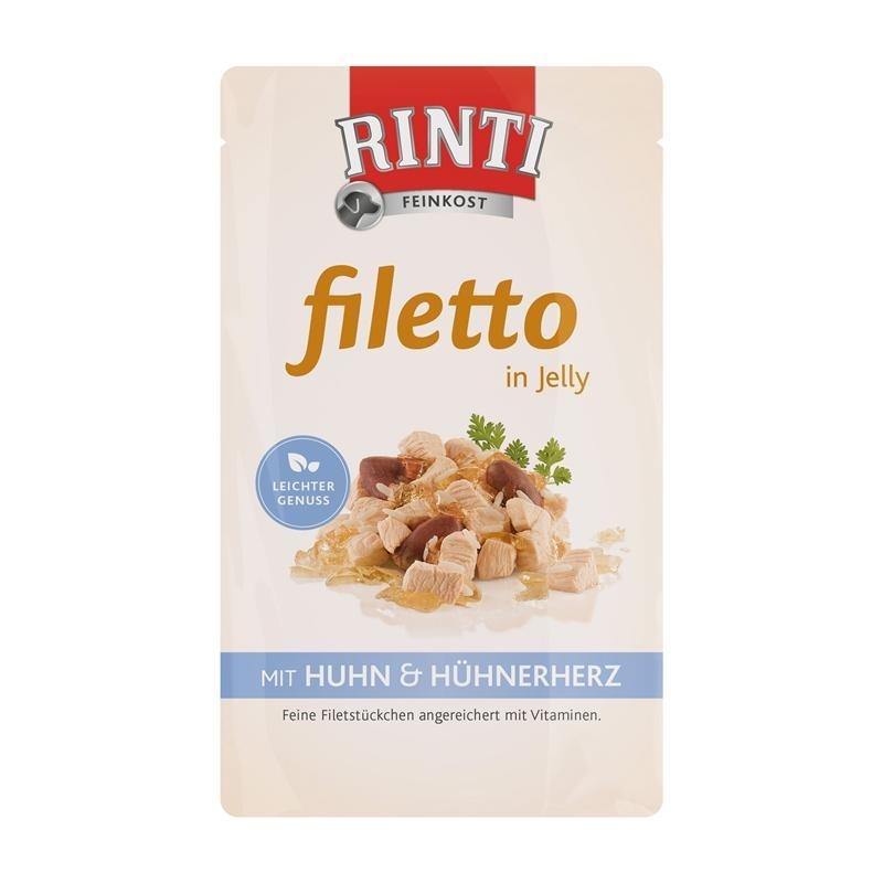 Rinti Filetto Hundefutter Frischebeutel, Bild 7