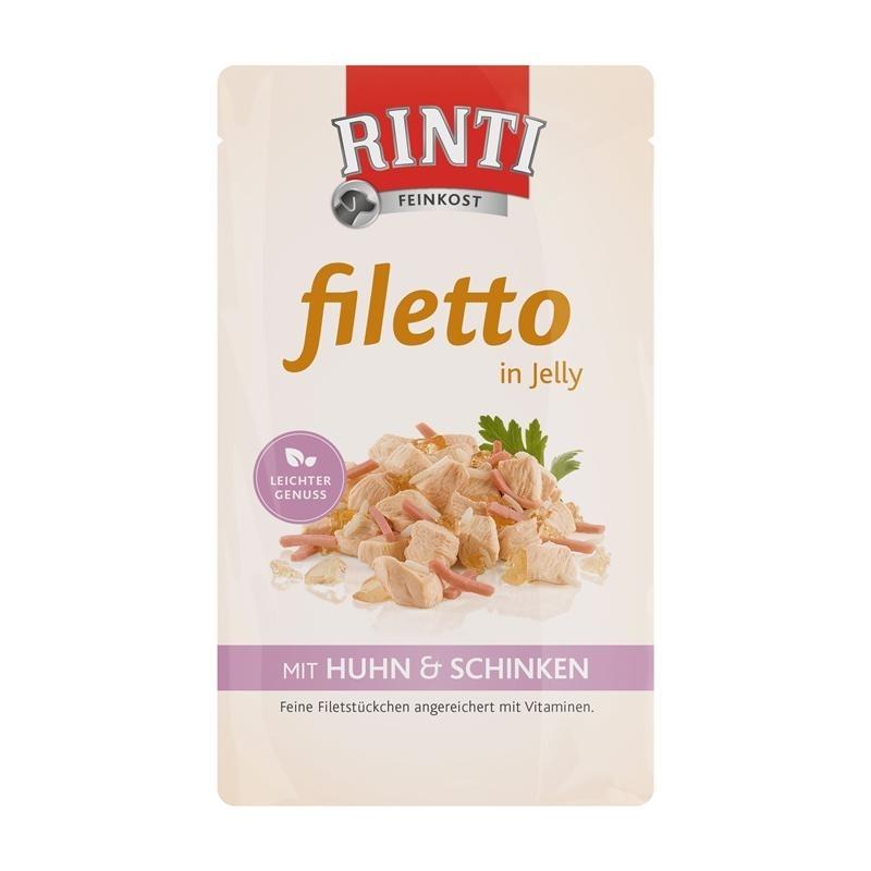 Rinti Filetto Hundefutter Frischebeutel, Bild 8