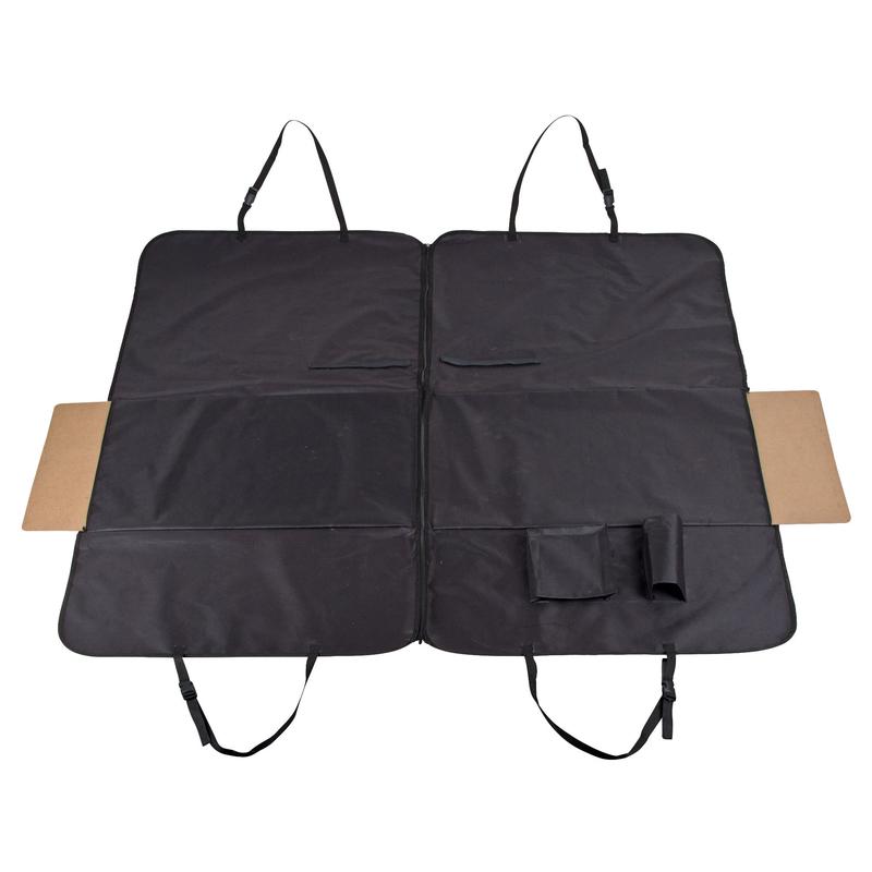 r ckbank hundedecke f r das auto von kerbl g nstig bestellen. Black Bedroom Furniture Sets. Home Design Ideas