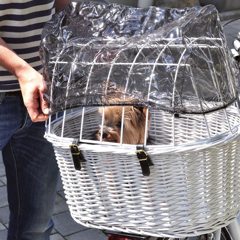 Schutzhaube für Aumüller Hundefahrradkorb, Bild 3