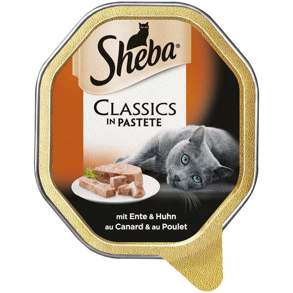 Sheba Schale Classics Katzenfutter, Bild 2