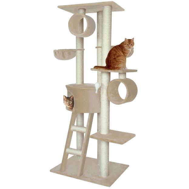 silvio design kratzbaum merlin von silvio design g nstig bestellen. Black Bedroom Furniture Sets. Home Design Ideas