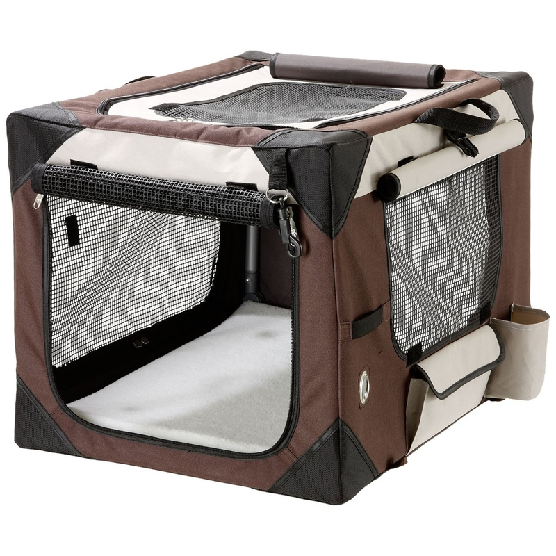 smart top deluxe hundebox transportbox von karlie flamingo g nstig bestellen. Black Bedroom Furniture Sets. Home Design Ideas