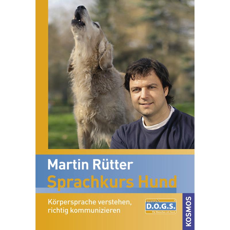 KOSMOS Verlag Sprachkurs Hund von Martin Rütter