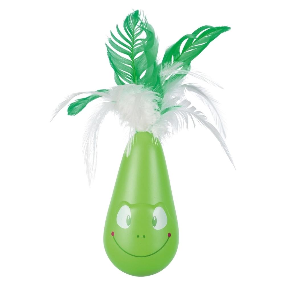 Trixie Steh-auf-Frosch, vibrierend Katzenspielzeug 46017