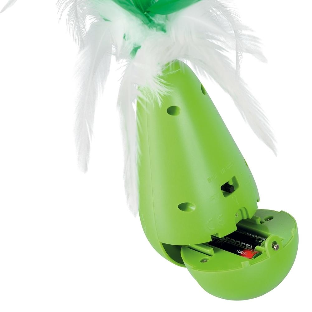 Trixie Steh-auf-Frosch, vibrierend Katzenspielzeug 46017, Bild 3
