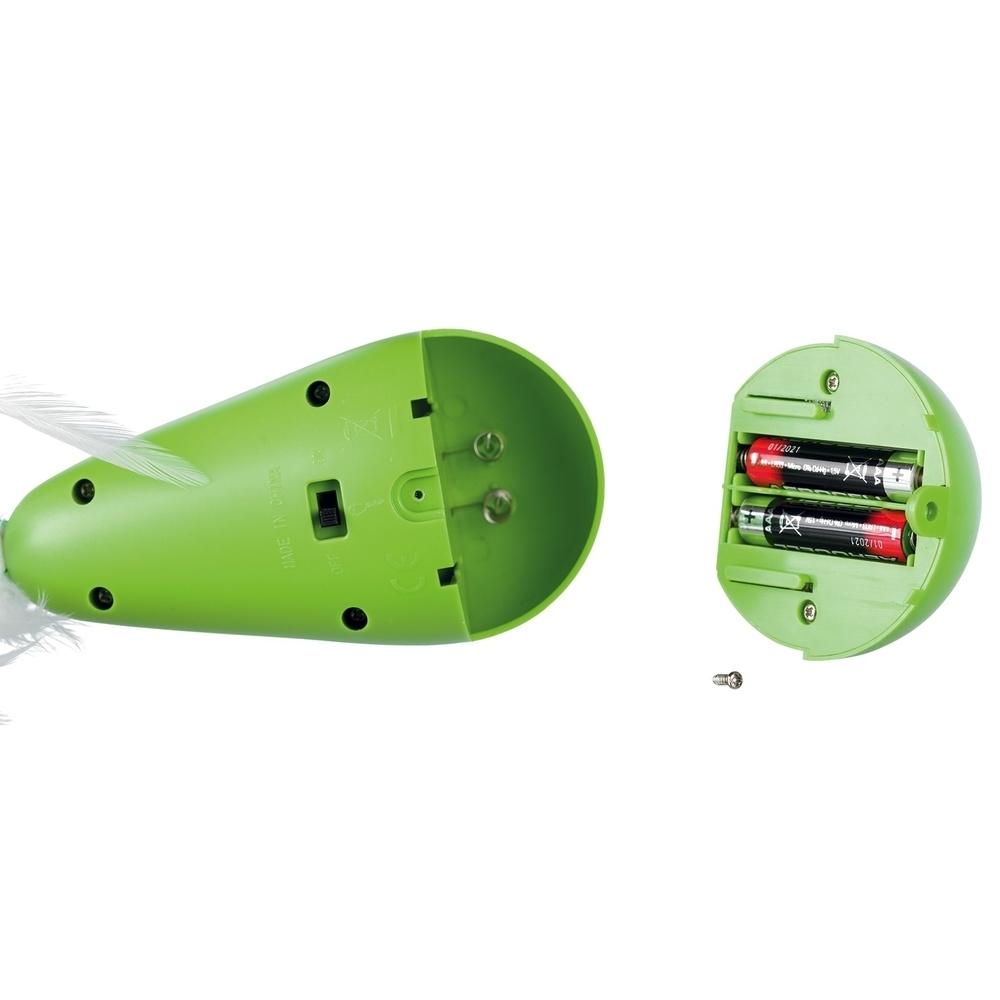 Trixie Steh-auf-Frosch, vibrierend Katzenspielzeug 46017, Bild 4