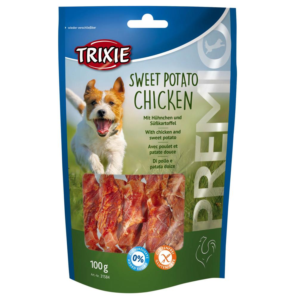 Trixie Sweet Potato Chicken Hundesnack 31584
