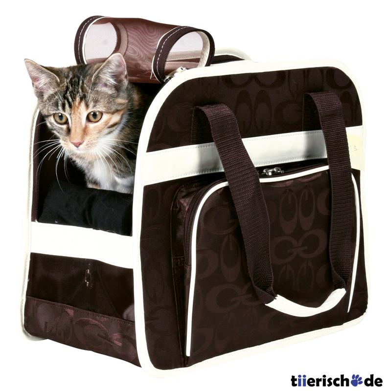 tasche alisha f r hunde und katzen 36423 von trixie. Black Bedroom Furniture Sets. Home Design Ideas