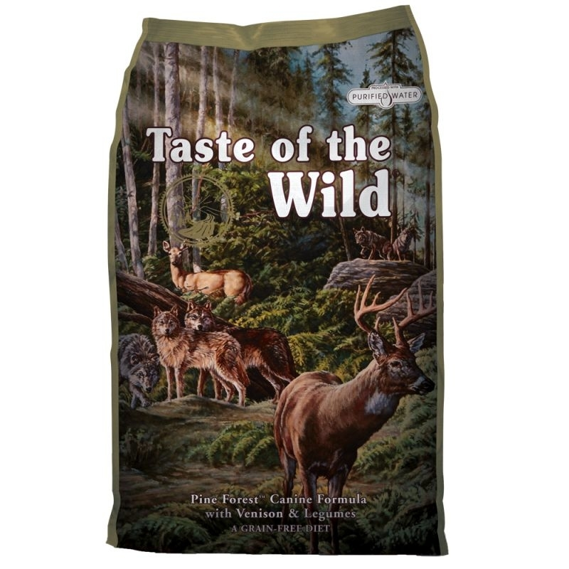 Taste of the Wild TASTE OF THE WILD Pine Forest Hundefutter, Bild 2