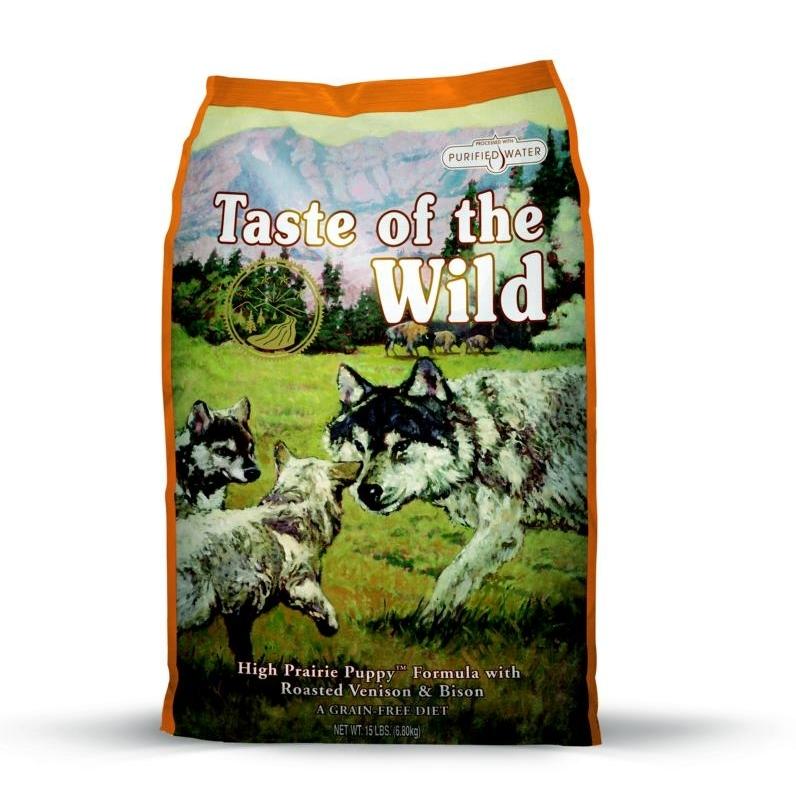 Taste of the Wild TASTE OF THE WILD Prairie Puppy