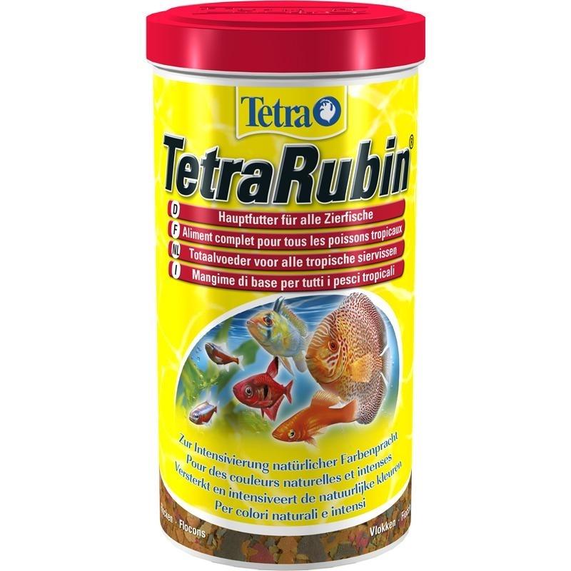 Tetra rubin hauptfutter f r alle zierfische von tetra for Lebendfutter zierfische