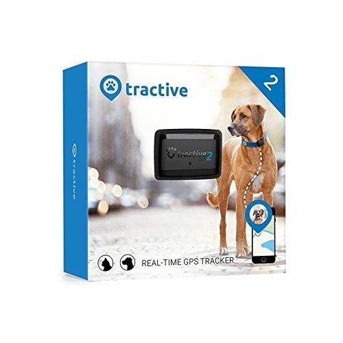 Tractive GPS 2 Tracker für Hunde und Katzen