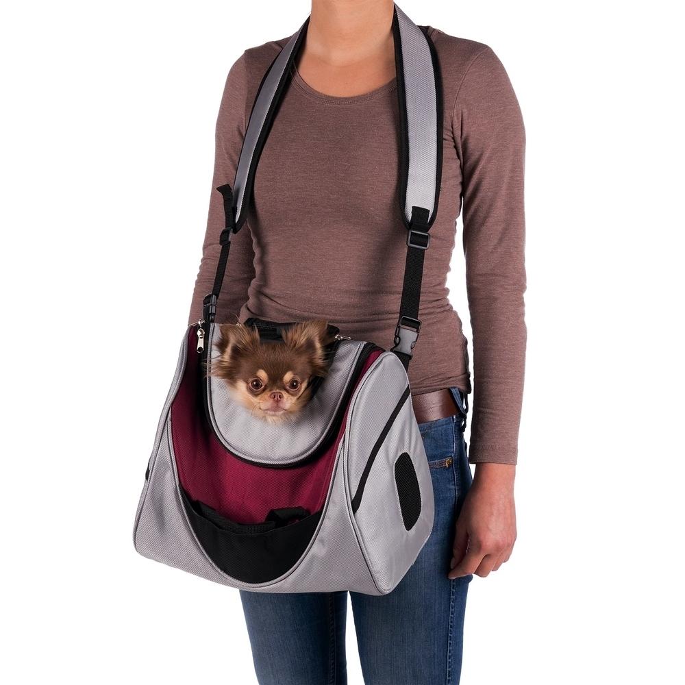 Trixie Haustier Fronttasche Mitch 28955, Bild 5