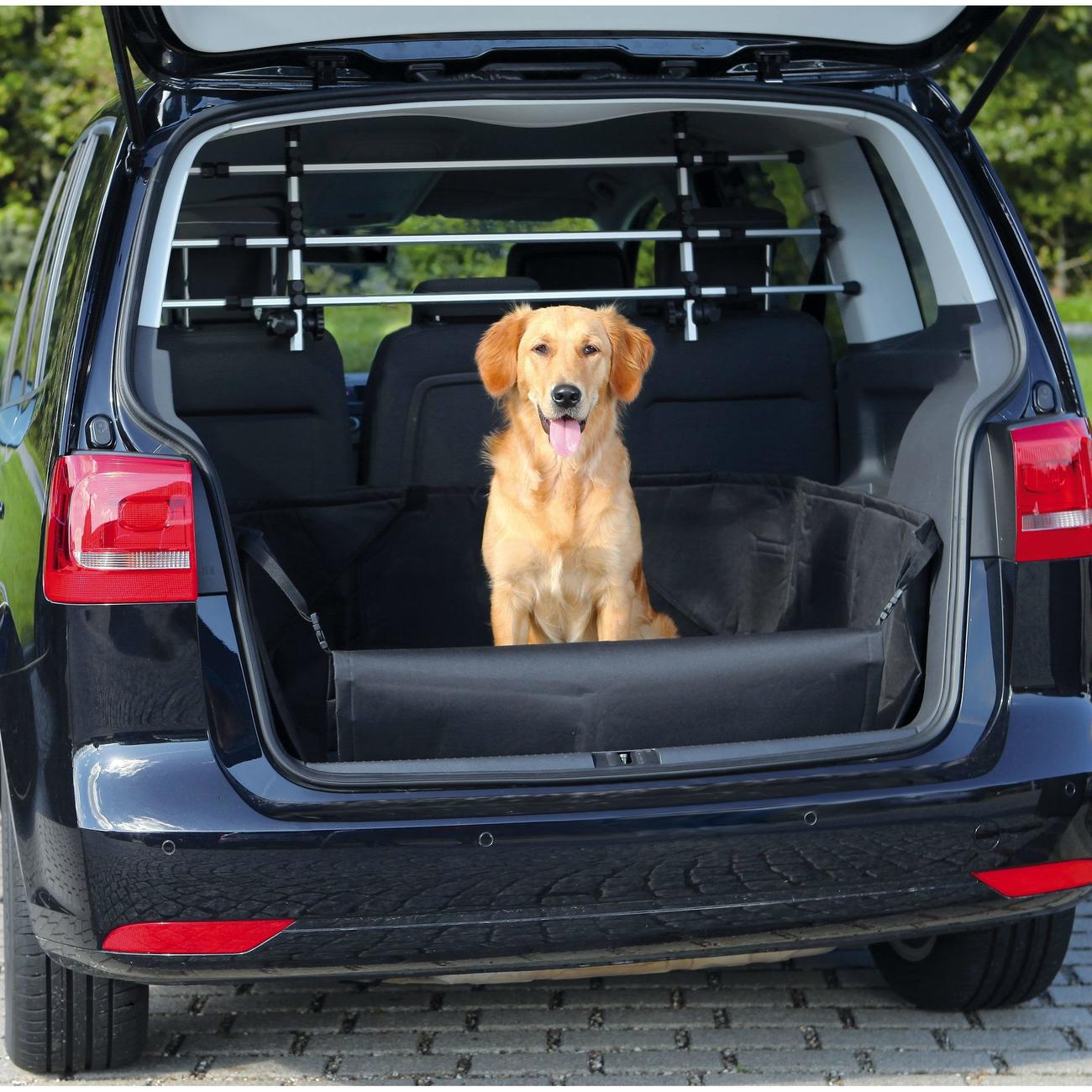 Trixie Kofferraumdecke für Hunde mit Stoßstangenschutz 1314