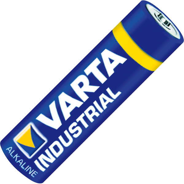 Varta Alkaline Batterie, Bild 3