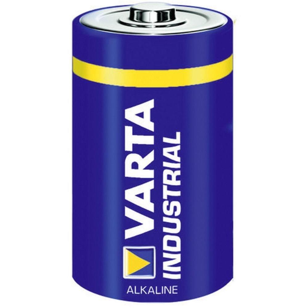 Varta Alkaline Batterie, Bild 4