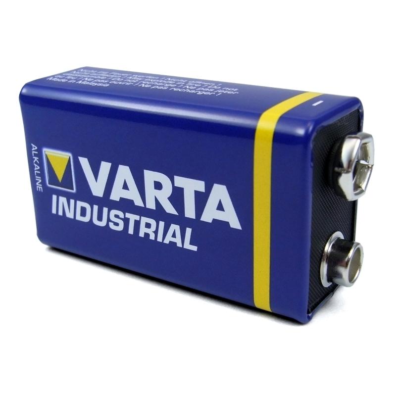 Varta Alkaline Batterie, Bild 5