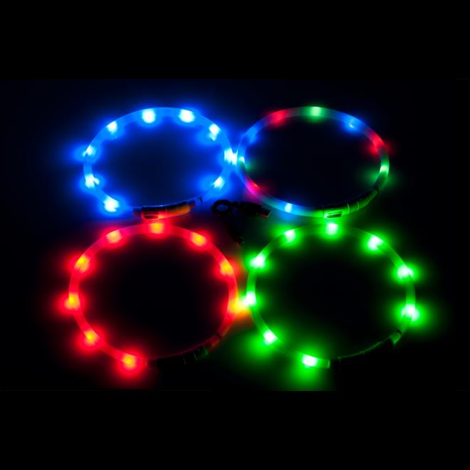 Karlie Flamingo Visio Light Leuchthalsband für Hunde, Bild 2