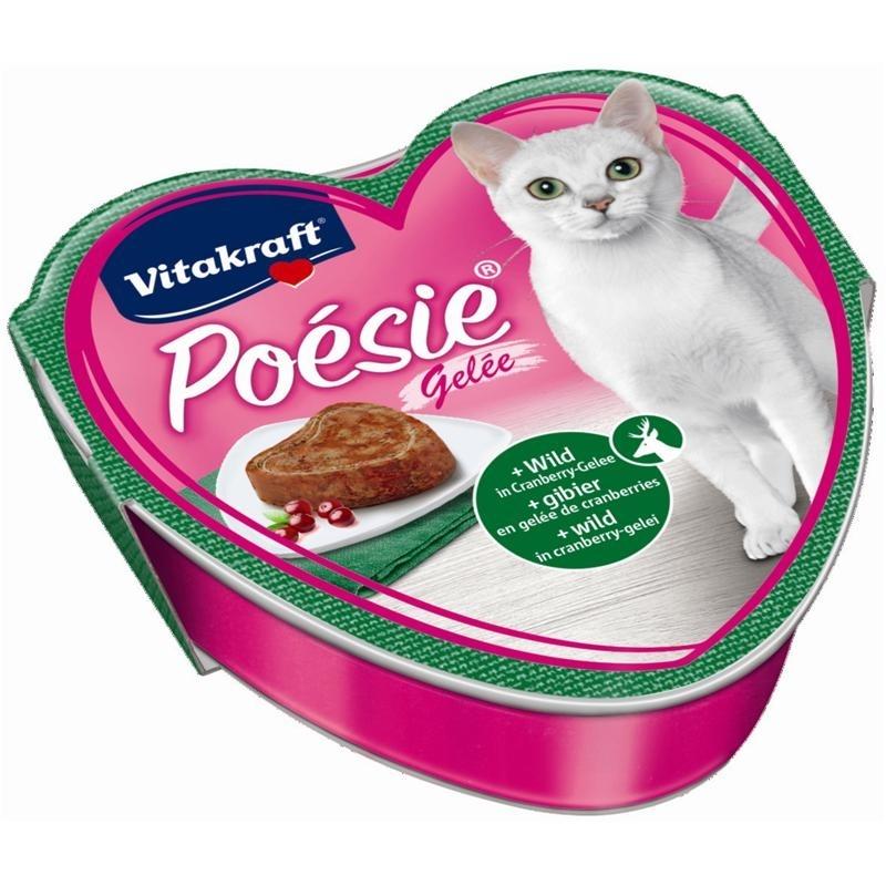 Vitakraft Poésie Katzenfutter, Bild 2