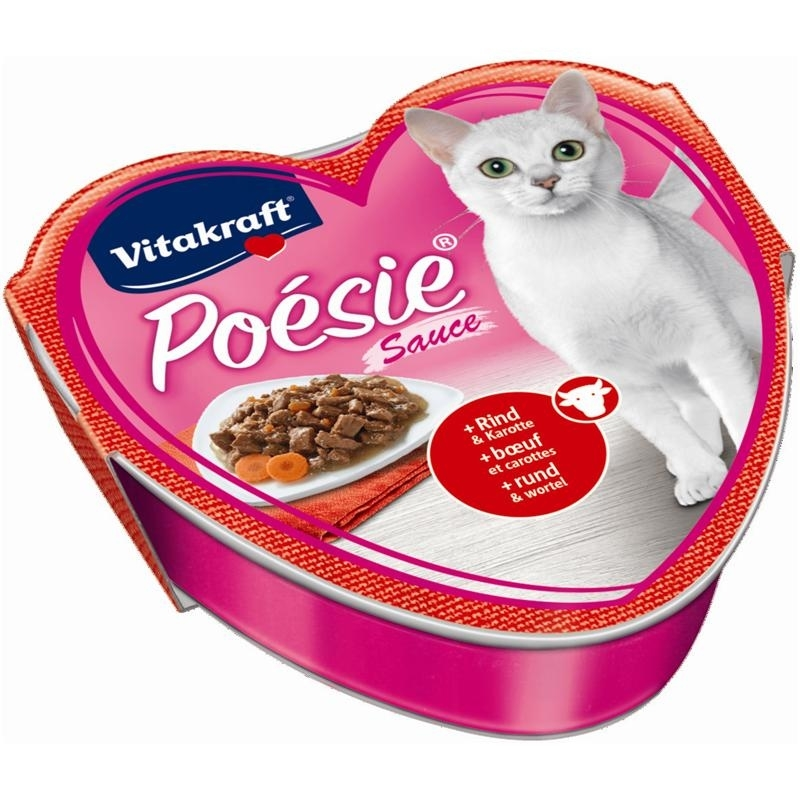 Vitakraft Poésie Katzenfutter, Bild 6