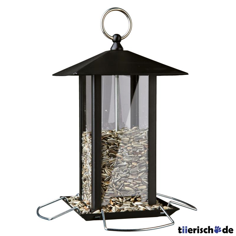 vogel futterspender zum aufh ngen aus metall 55621 von trixie g nstig bestellen. Black Bedroom Furniture Sets. Home Design Ideas