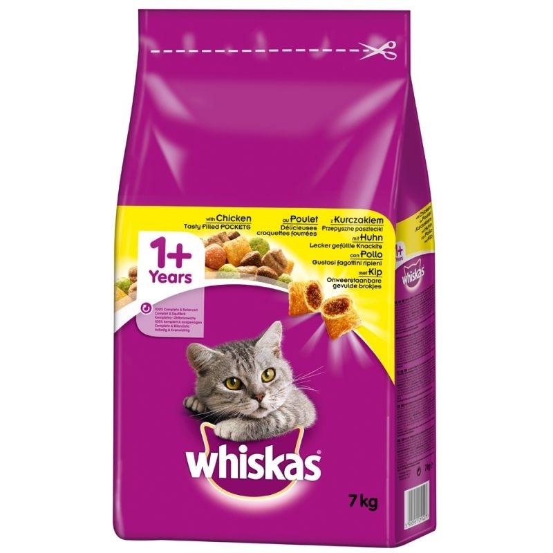 Whiskas Katzenfutter Trockenfutter Adult 1+, Bild 13