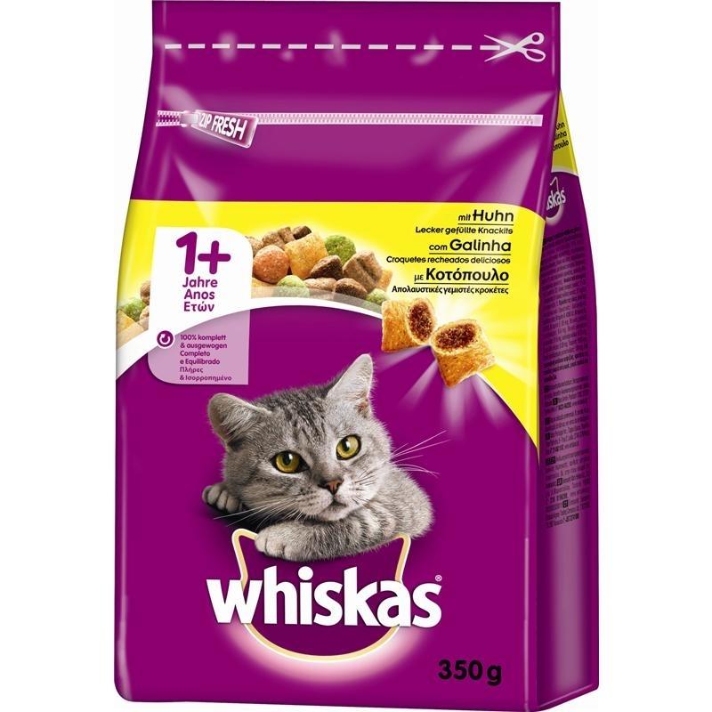 Whiskas Katzenfutter Trockenfutter Adult 1+