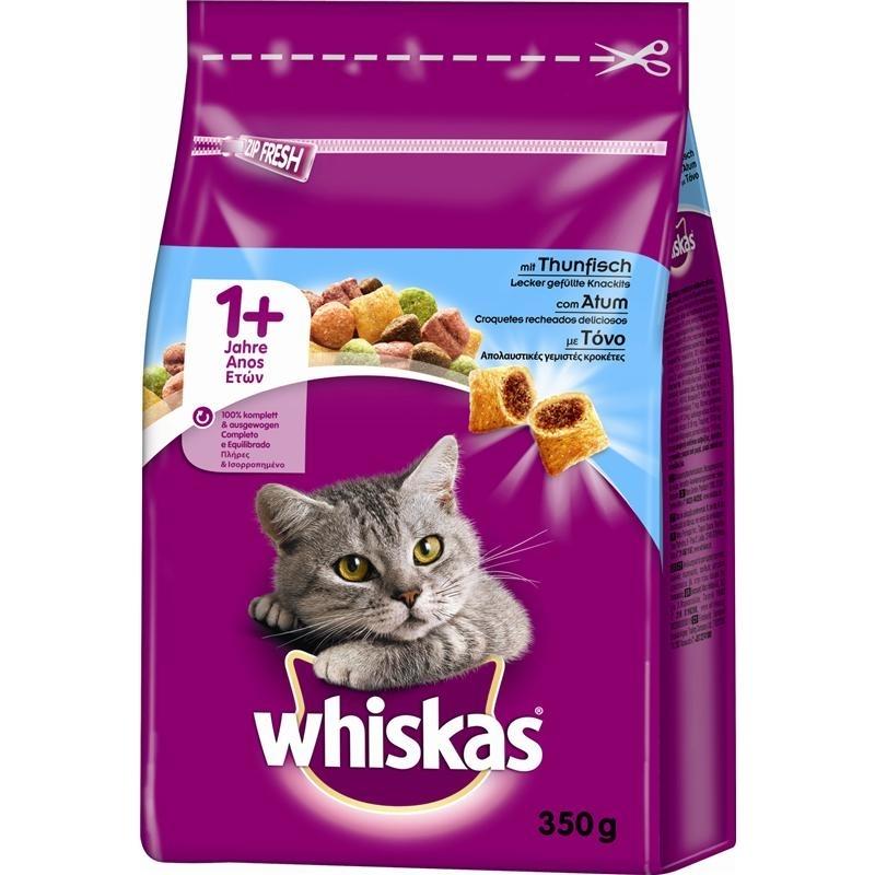 Whiskas Katzenfutter Trockenfutter Adult 1+, Bild 2
