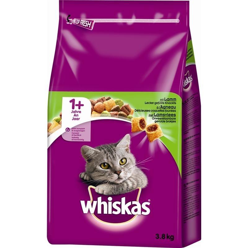 Whiskas Katzenfutter Trockenfutter Adult 1+, Bild 6