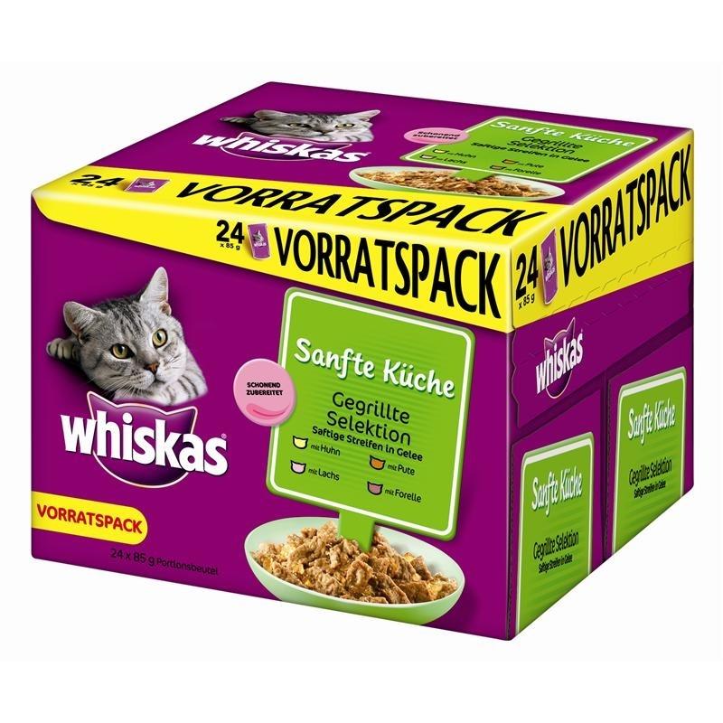 Küche 24  Whiskas Sanfte Küche Multipack von Whiskas günstig bestellen