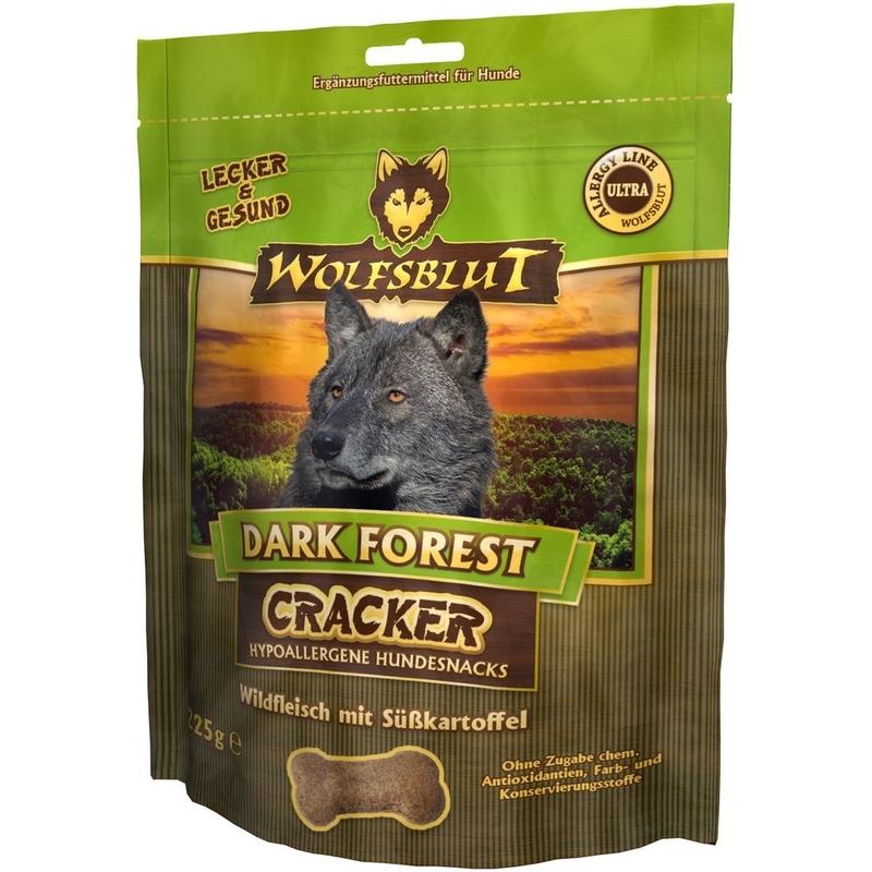 wolfsblut dark forest cracker 225 g preisvergleich. Black Bedroom Furniture Sets. Home Design Ideas