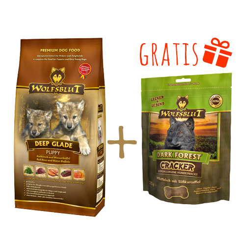 Wolfsblut Deep Glade + Gratis Dark Forest Cracker, Bild 2